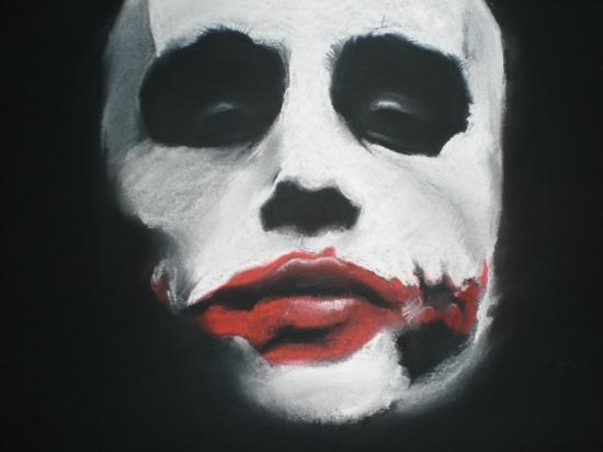 Heath Ledger by Alguy